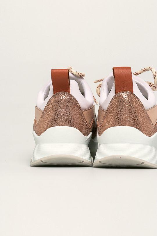 Tommy Hilfiger - Pantofi  Gamba: Material sintetic, Piele naturala Interiorul: Material textil Talpa: Material sintetic