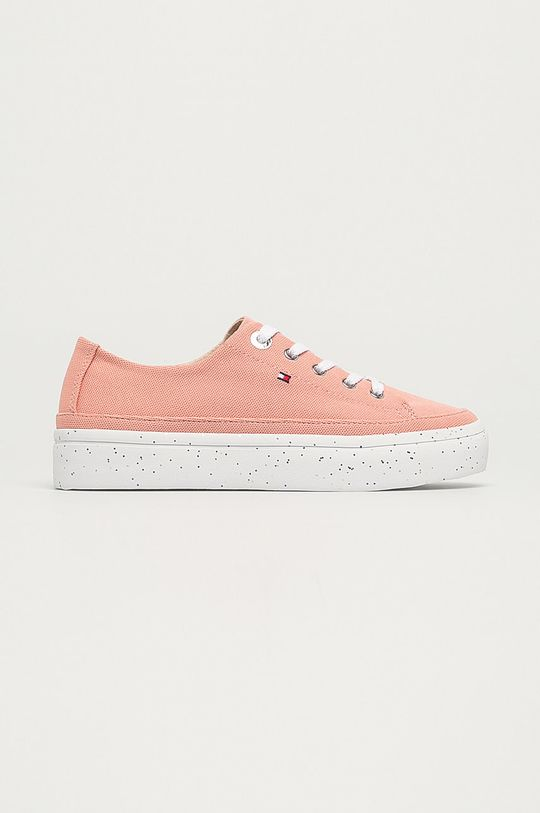 roz Tommy Hilfiger - Pantofi De femei