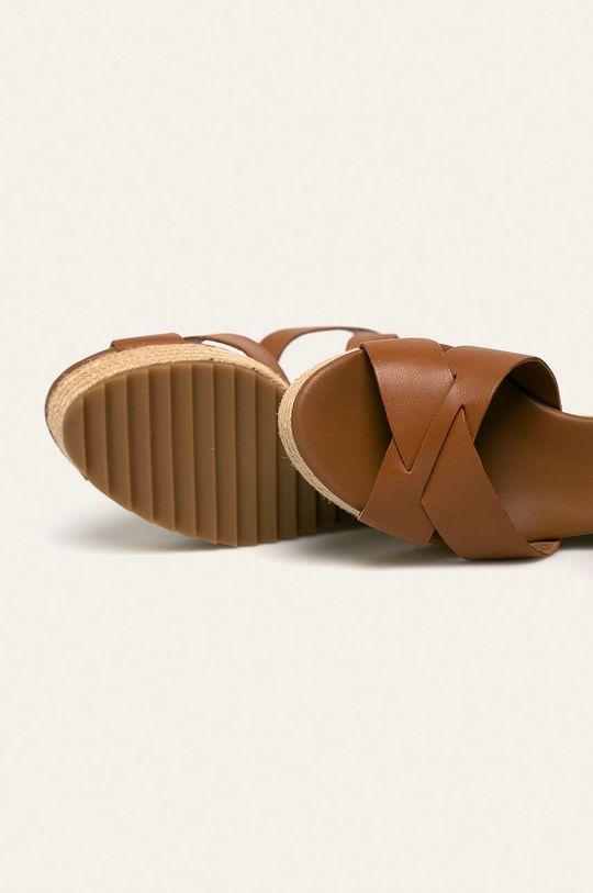 Tommy Hilfiger - Sandale de piele De femei
