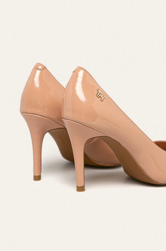 Tommy Hilfiger - Pantofi cu toc Gamba: Material sintetic Interiorul: Material textil, Piele naturala Talpa: Material sintetic
