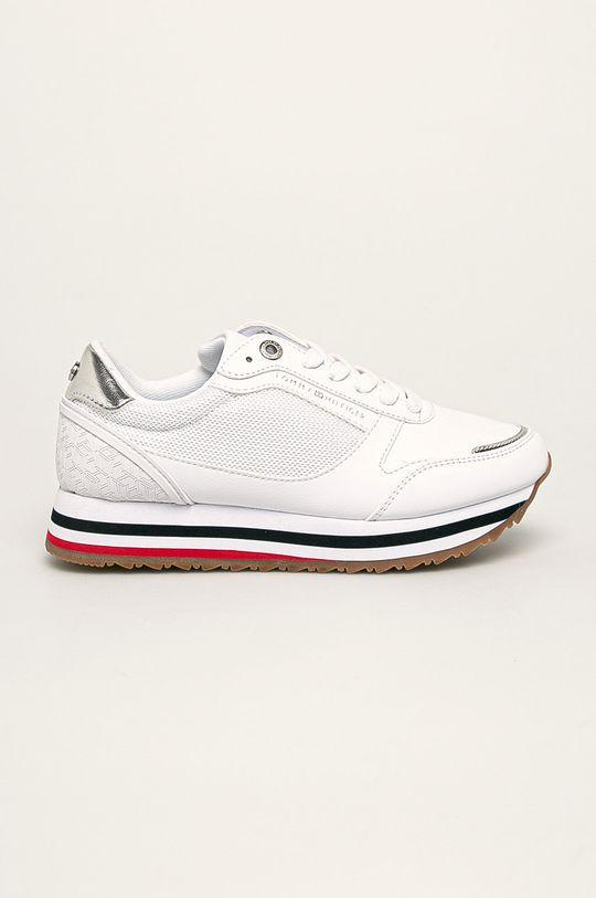 alb Tommy Hilfiger - Pantofi De femei