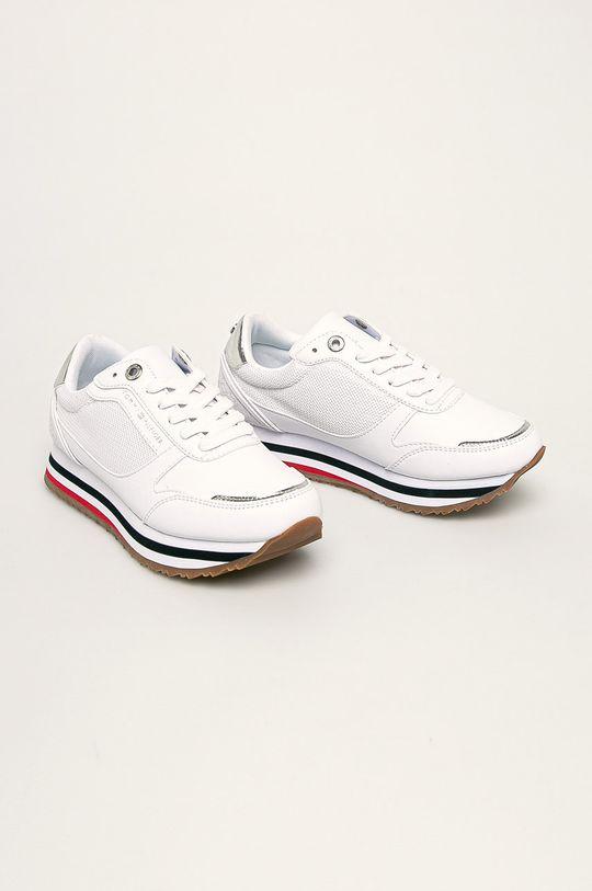 Tommy Hilfiger - Pantofi alb
