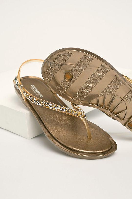 zlatá Gioseppo - Sandále