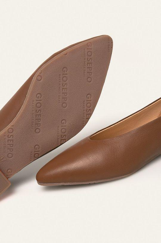 Gioseppo - Kožené balerínky Dámsky