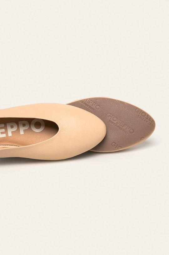 telová Gioseppo - Kožené balerínky