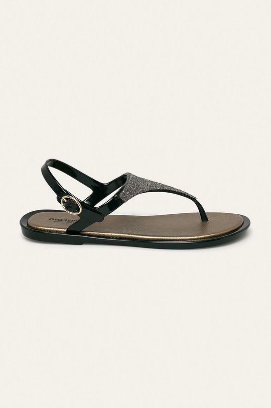 čierna Gioseppo - Sandále Dámsky