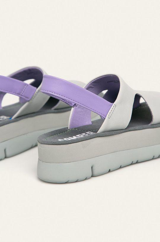 Camper - Sandale de piele Oruga Up Gamba: Piele naturala Interiorul: Material textil Talpa: Material sintetic