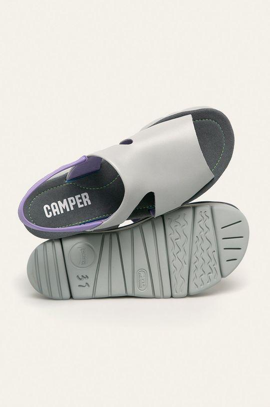 Camper - Sandale de piele Oruga Up De femei