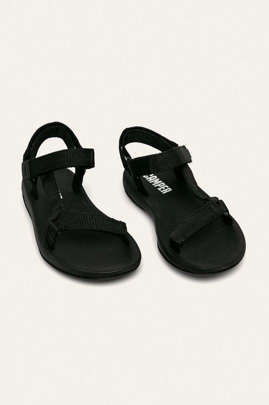 Camper - Sandały Match czarny