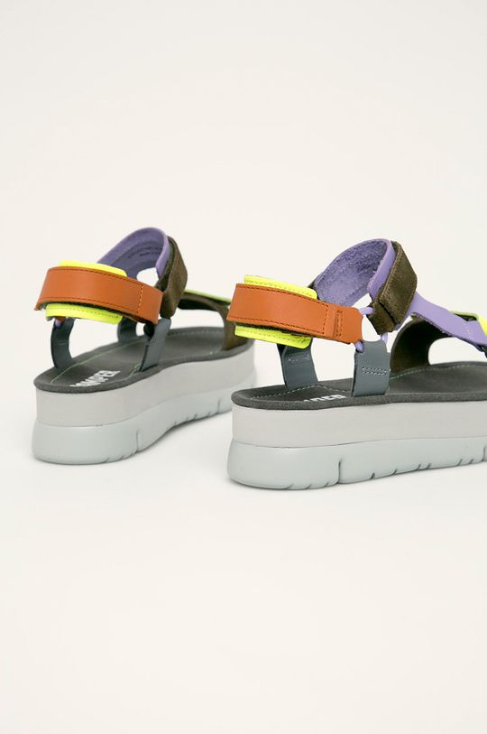Camper - Sandale de piele Oruga Up Gamba: Piele naturala Interiorul: Material sintetic, Material textil Talpa: Material sintetic