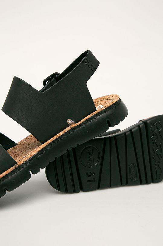 Camper - Kožené sandály Oruga Dámský