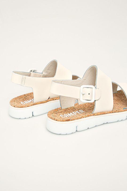 Camper - Kožené sandály Oruga Sandal Svršek: Přírodní kůže Vnitřek: Textilní materiál Podrážka: Umělá hmota