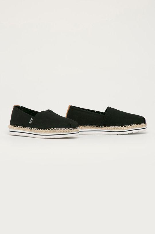 Skechers - Espadryle czarny
