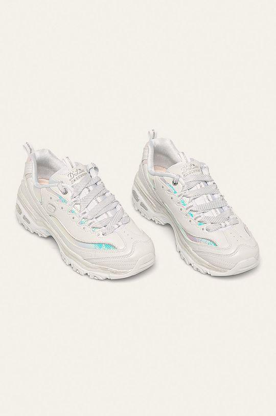 Skechers - Buty biały