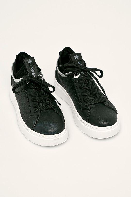 Wrangler - Topánky čierna
