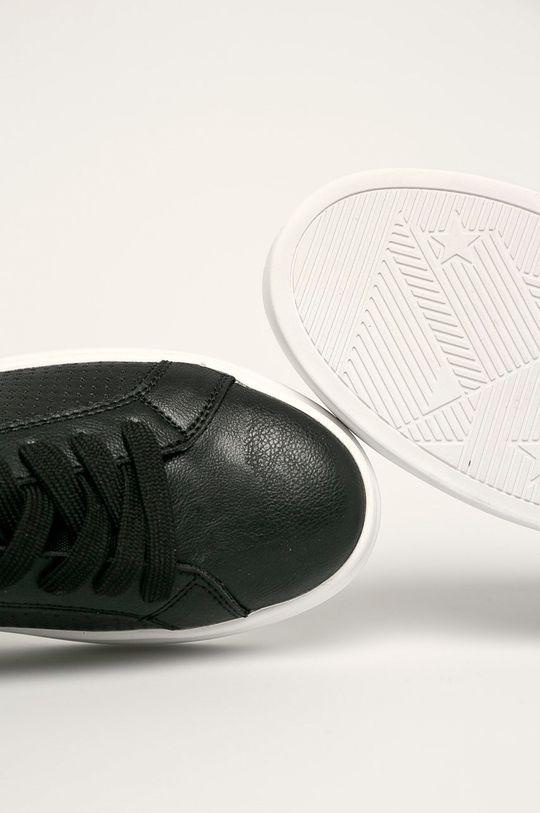 čierna Wrangler - Topánky