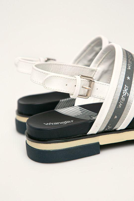 Wrangler - Sandále  Zvršok: Syntetická látka, Textil Vnútro: Syntetická látka Podrážka: Syntetická látka