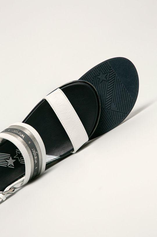 biela Wrangler - Sandále