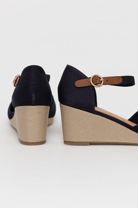 Wrangler - Sandále  Zvršok: Syntetická látka, Textil Vnútro: Textil, Prírodná koža Podrážka: Syntetická látka