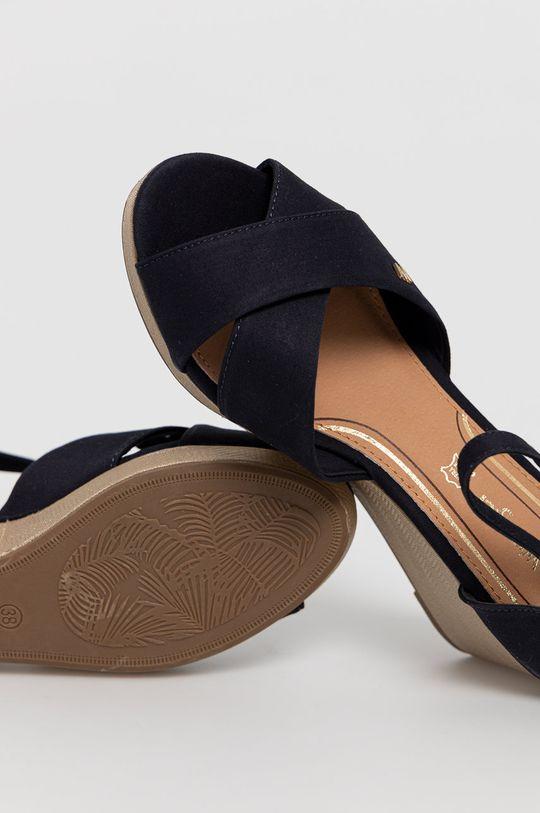 tmavomodrá Wrangler - Sandále
