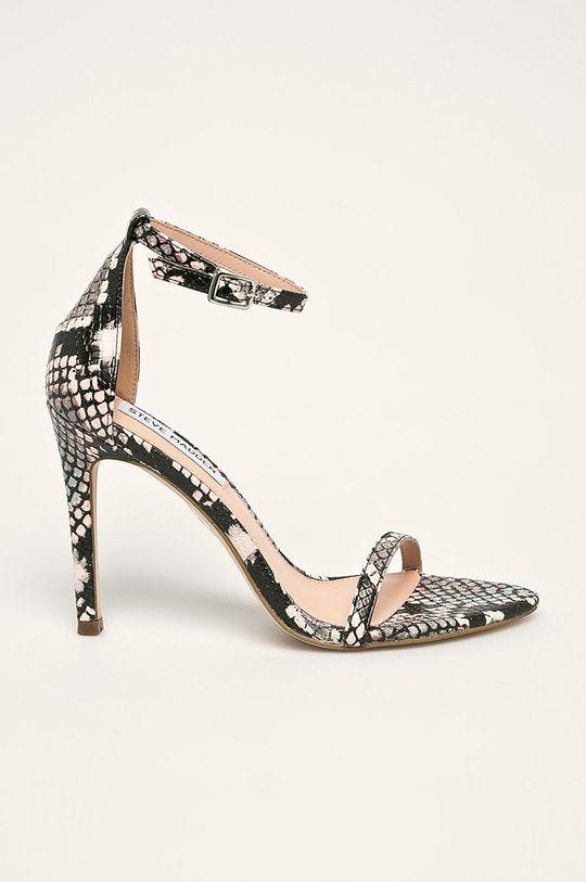 viacfarebná Steve Madden - Kožené sandále Abby Dámsky