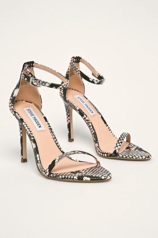 Steve Madden - Kožené sandále Abby viacfarebná