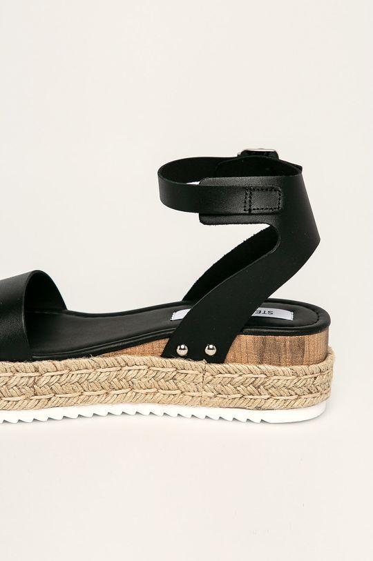 Steve Madden - Kožené sandále Chaser  Zvršok: Prírodná koža Vnútro: Syntetická látka, Prírodná koža Podrážka: Syntetická látka