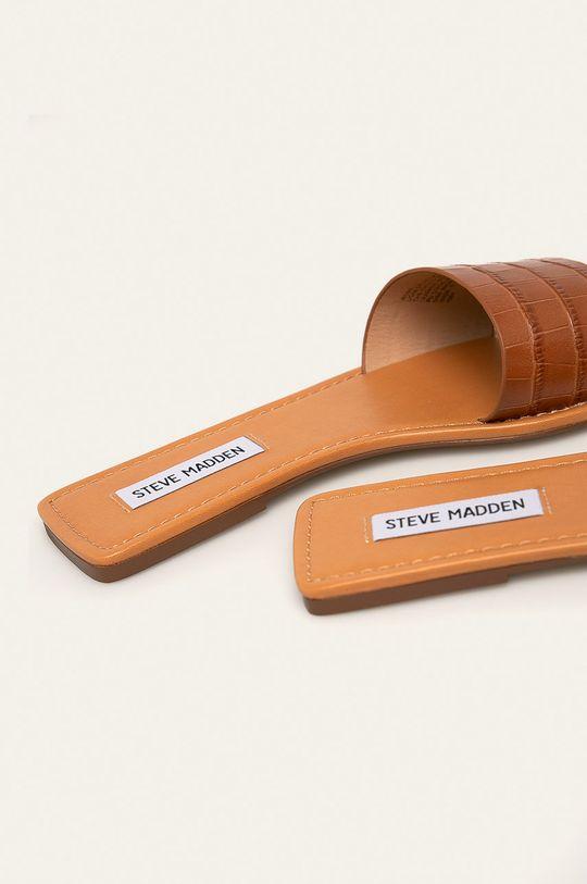 Steve Madden - Slapi de piele Jelsa Gamba: Piele naturala Interiorul: Material sintetic Talpa: Material sintetic