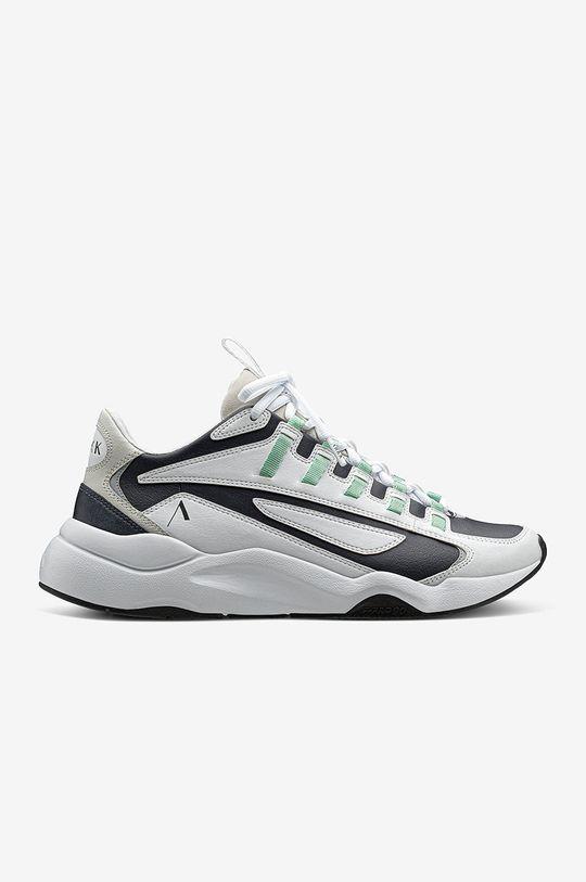 bílá Arkk Copenhagen - Kožené boty Dámský