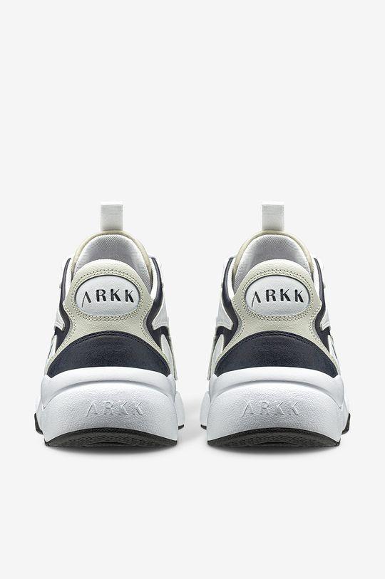 bílá Arkk Copenhagen - Kožené boty