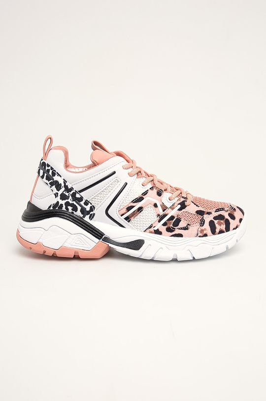 roz Guess Jeans - Pantofi De femei
