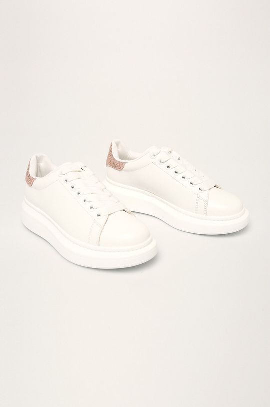 Aldo - Topánky Dazzle biela