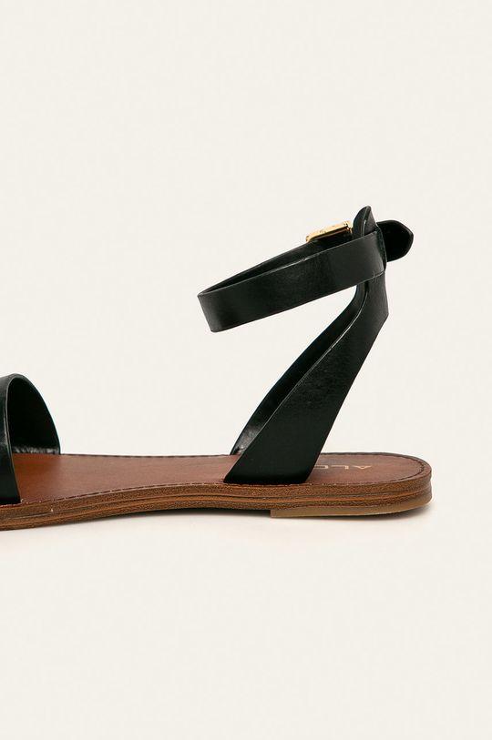 Aldo - Kožené sandále Campodoro  Zvršok: Prírodná koža Vnútro: Syntetická látka, Prírodná koža Podrážka: Syntetická látka