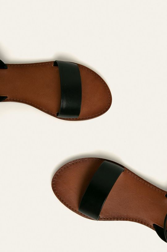 Aldo - Kožené sandále Campodoro Dámsky