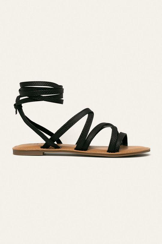 negru Call It Spring - Sandale Zampatti De femei