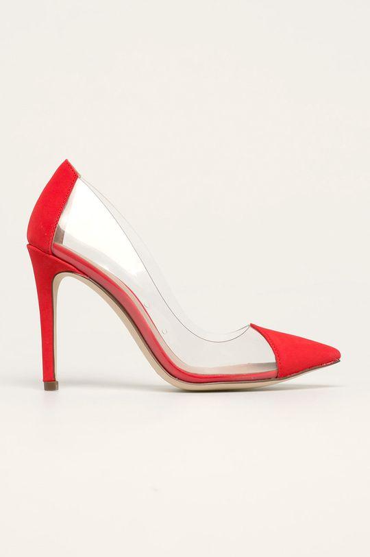 rosu Call It Spring - Pantofi cu toc Alexxia De femei