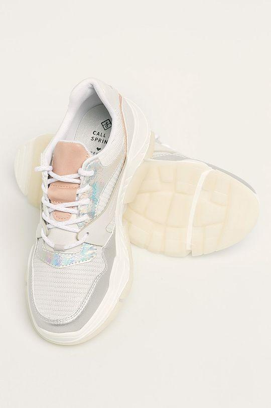 argintiu Call It Spring - Pantofi Starrynight
