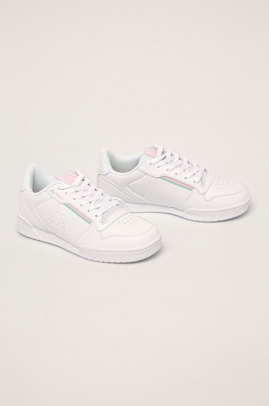 Kappa - Pantofi Marabu alb