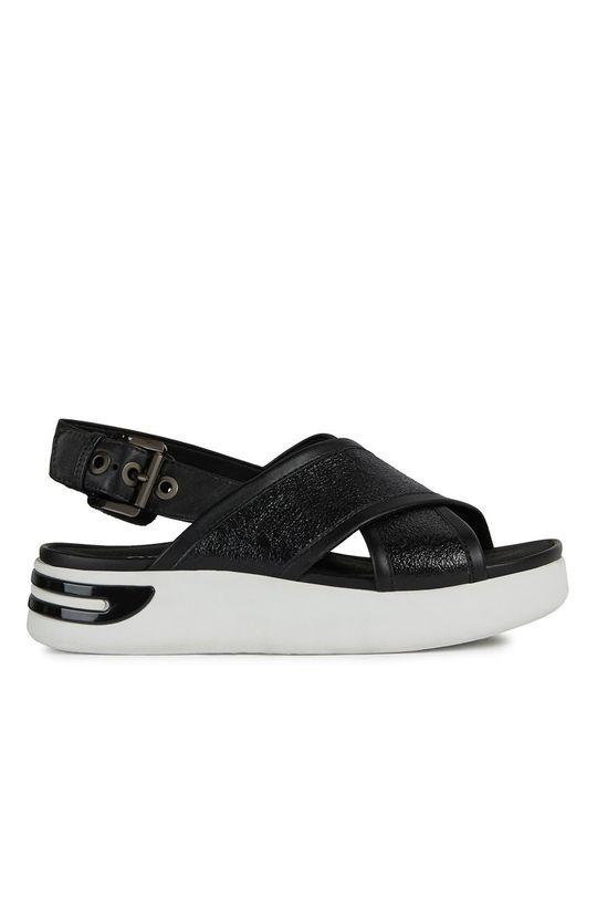 čierna Geox - Sandále Dámsky
