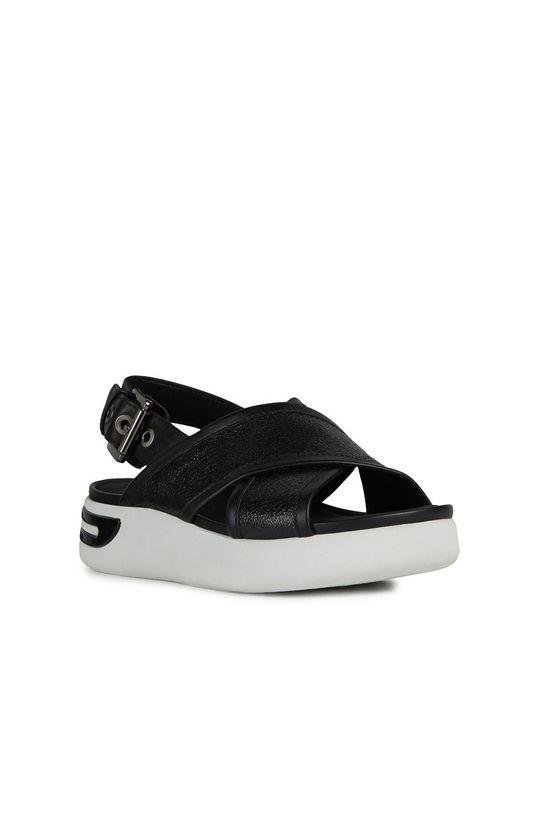 Geox - Sandále čierna