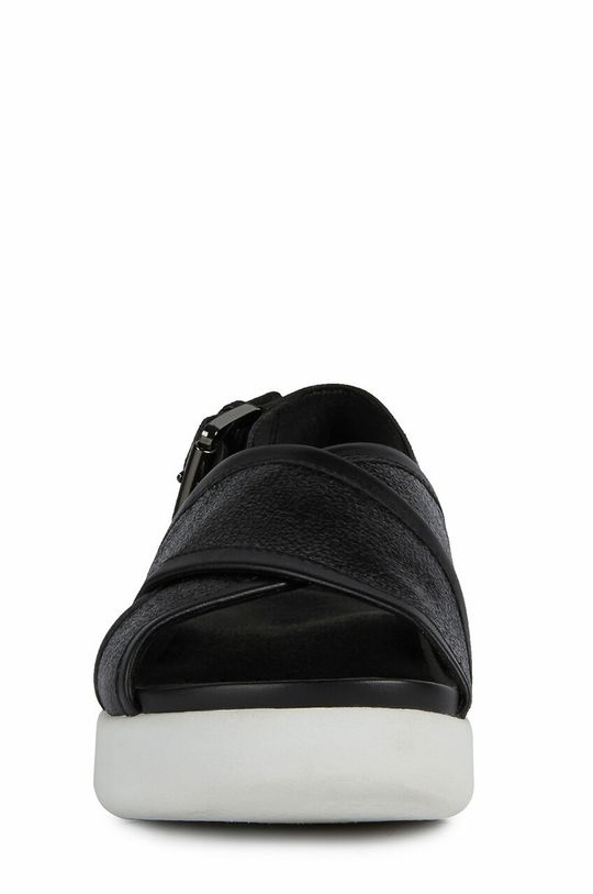 Geox - Sandále  Zvršok: Syntetická látka, Prírodná koža Vnútro: Syntetická látka Podrážka: Syntetická látka