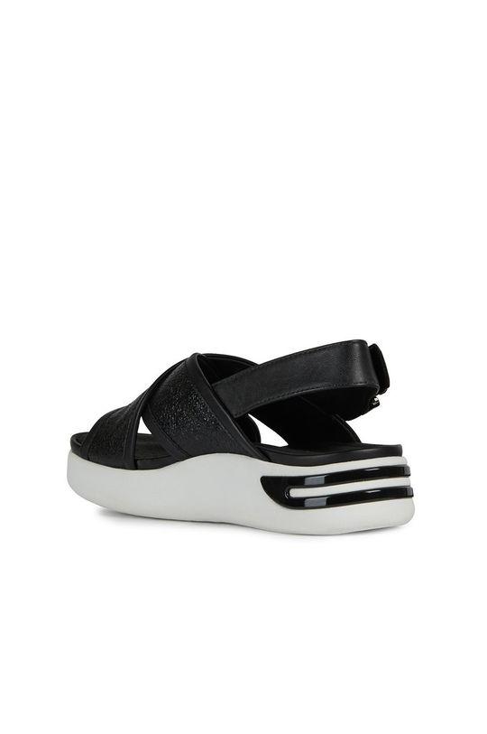 čierna Geox - Sandále