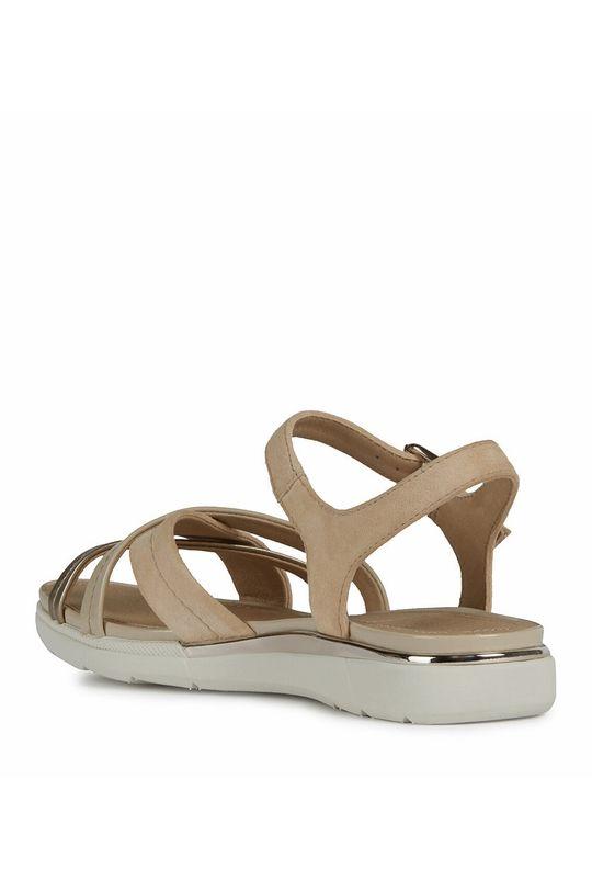 béžová Geox - Sandále