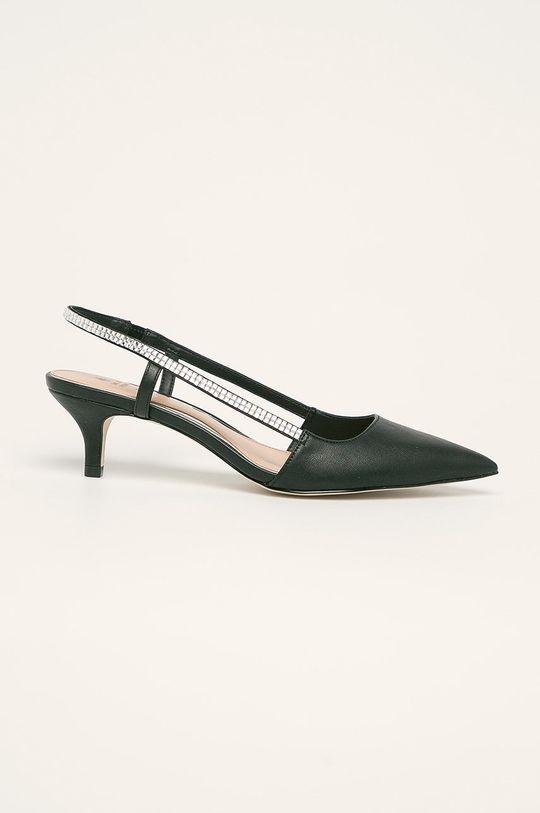 negru Call It Spring - Pantofi cu toc Kestral De femei