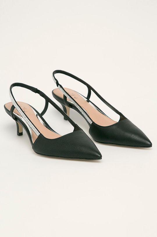 Call It Spring - Pantofi cu toc Kestral negru