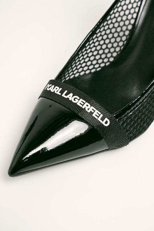 Karl Lagerfeld - Stilettos de piele De femei