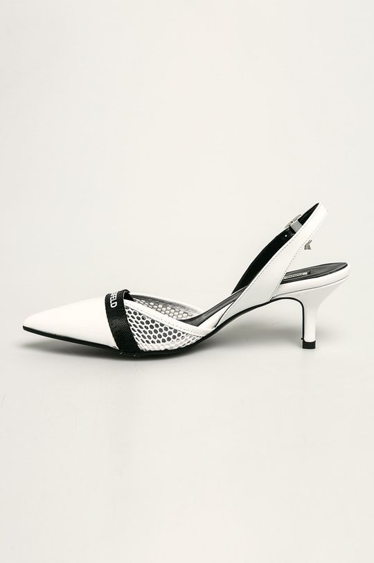 Karl Lagerfeld - Stilettos de piele Gamba: Piele naturala Interiorul: Material sintetic, Piele naturala Talpa: Material sintetic