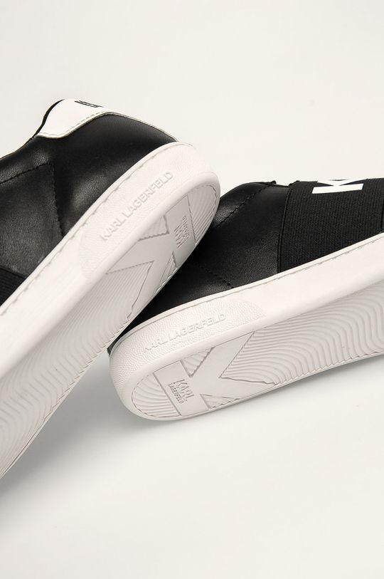 negru Karl Lagerfeld - Ghete de piele