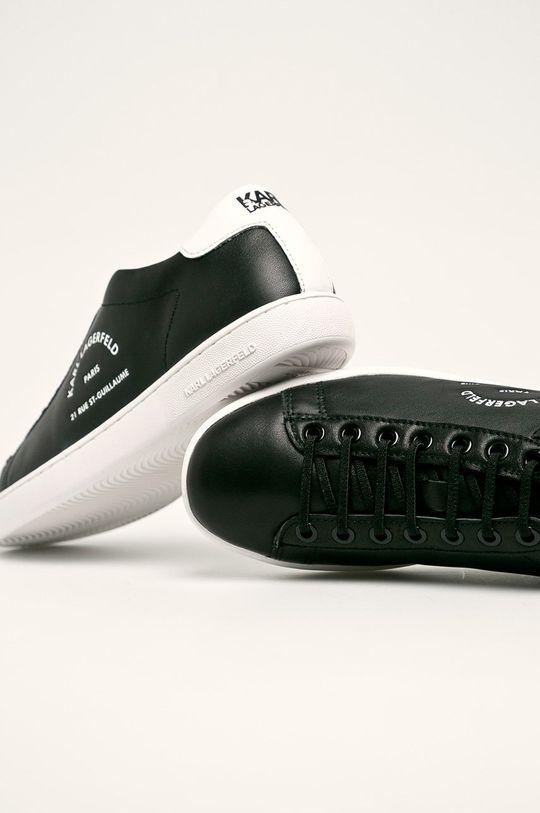 Karl Lagerfeld - Kožené boty Dámský