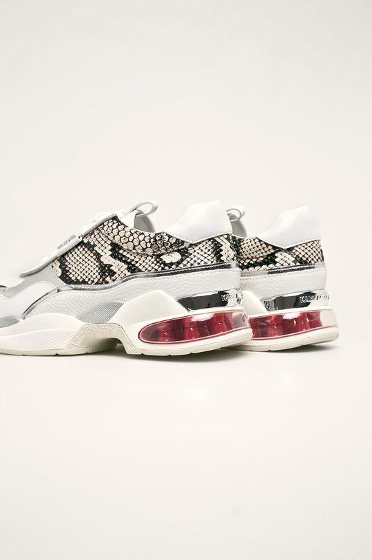 Karl Lagerfeld - Pantofi Gamba: Material textil, Piele naturală Interiorul: Material sintetic, Piele naturală Talpa: Material sintetic